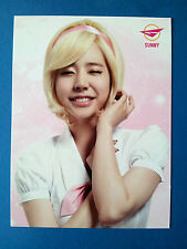 2013 GIRLS' GENERATION SNSD World Tour Girls & Peace Photo Card - Sunny