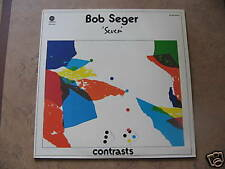 LP BOB SEGER - SEVEN / excellent état