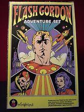 Flash Gordon Vintage 1980 Complete Colorforms Excellent Display Condition