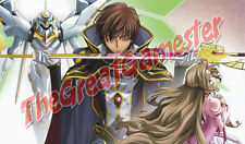 Code Geass Lelouch and Nunnally Custom Playmat / Gamemat / Mat #387345