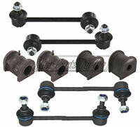 FOR HONDA HRV 1.6 FRONT & REAR ANTI ROLL BAR LINKS ALL 4 ANTIROLL D BUSHES 00-06