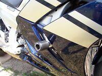 R&G Classic Style Crash Protectors for Yamaha FJR1300 2010