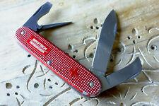 Vintage Victorinox Alox Red Rancher Old Cross | couteau suisse sak messer knife