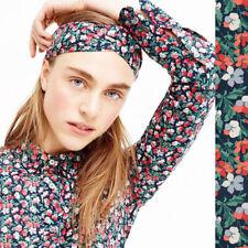 JCREW Slim Perfect Shirt Liberty London Sarah Navy Poppy Floral Blouse Top 4