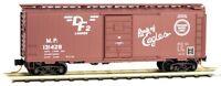 Missouri Pacific 40' Standard Boxcar Micro-Trains MTL #020 00 966 N-Scale