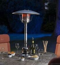 Lifestyle Sirocco table top gas steel patio heater - LFS805