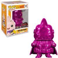 Funko Pop Vinyl Dragon Ball Z Pink Chrome Majin Buu