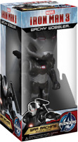 Iron Man 3 - War Machine Wacky Wobbler Bobble Head NEW Funko