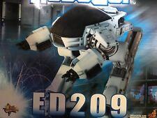 Sideshow Hot Toys RoboCop MMS 12 Diecast ED-209 Enforcement Droid