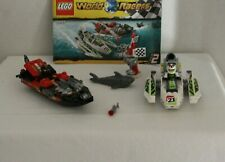 Lego # 8897 World Racers: Jagged Jaws Reef