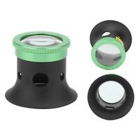 20X Watch Magnifying Eye-Glasses Type Repair Magnifier Lens Loupe Jewellery Tool