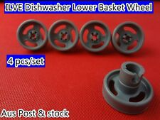 ILVE, Whirlpool Dishwasher Spare Parts Lower Basket Wheel Replacement (C309) New