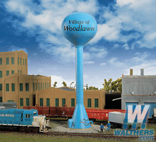 Walthers 933-3814 Modern Water Town - N Scale - New Old Stock
