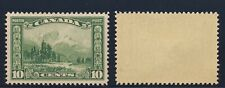 Canada 1928 10c Mount Hurd Stamp #155 MH CV $20 FREE Ship after 1st Lot