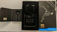 Sennheiser IE 800 In-Ear Only Headphones - Black
