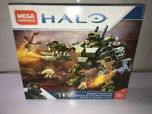 Mega Construx Halo Kinsano Cyclops Raid New