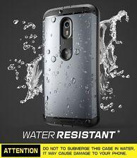 Motorola Moto X Style/Pure Case WaterProof Rugger Built-in Screen Protector New