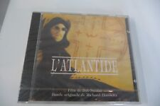 L'ATLANTIDE CD NEUF OST BOF DE RICHARD HOROWITZ. FILM DE BOB SWAIM.