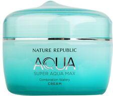 Nature Republic Super Aqua Max Combination Watery Cream 80ml(Free Shipping)