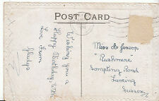 Genealogy Postcard - Family History - Jessop - Lancing - Sussex   U1976