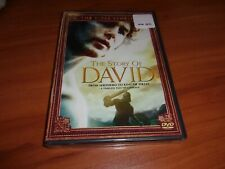 The Story of David (DVD, Full Frame 2009) Timothy Bottoms Bible Stories NEW