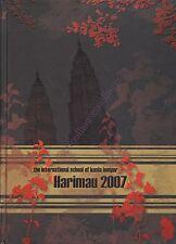 High School Yearbook Kuala Lumpur International School Harimau 2007