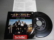 """THE BEATLES Japan 7""""/45, HELTER  SKELTER"""