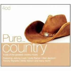 PURE... COUNTRY -4CD   COUNTRY-BLUES