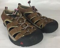 Keen Size 9 Womens Sport Sandals Newport Leather Waterproof Closed Toe Trail