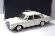 1:18 Norev Mercedes 280 SE Sedan 1969 Ivory white new chez Premium-modelcars