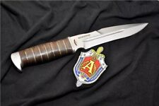 "100% HARD NEW MODEL RARE COMBAT KNIFE SPECIAL FORCES OF THE FSB ""Antiterror-P"""