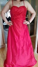 Women's / Girls Full length Prom / Ballgown / Party Dress / lined Size 14