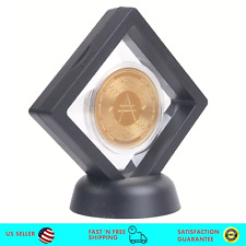 Cardano ADA Physical Collectible Coin With Showing Stand Case Display ⭐⭐⭐⭐⭐