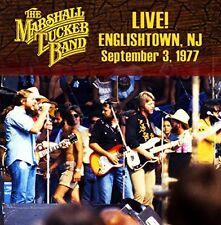 The Marshall Tucker - Live Englishtown NJ Sept. 3, 1977 [New CD]