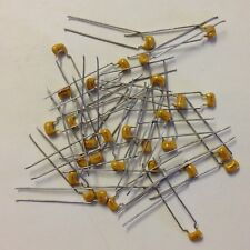 KEMET CERAMIC RADIAL CAPACITORS 220nF 50VDC (30 PCS)