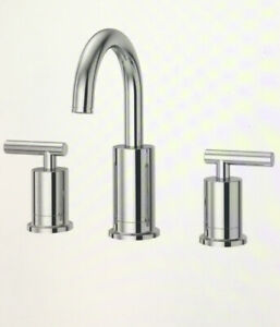 Pfister LG49-NC1C Contempra 1.2 GPM Widespread Bathroom Faucet with Metal Pop-Up