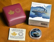 Three (3) coin set - $20 Canada - 2014-15 - Lost Ships in Canadian Waters Series
