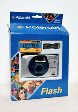 Vintage POLAROID 170BV 35mm film point and shoot compact camera with film boxed
