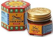 Tiger balm red relief of muscular pain health herbal ointment massage rub 10 g