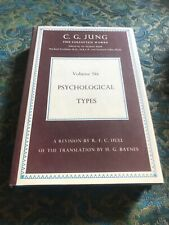 C.G. Jung The Collected Works Volume Six Psychological Types