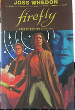 Firefly: Legacy Edition Book Two by Zack Whedon Paperback