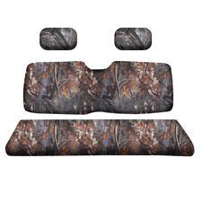 Kemimoto Utv Seat Covers Camo For Polaris Ranger 500/700/800 2002-2008