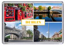 Dublin Fridge Magnet 03