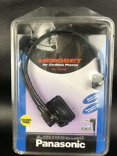 Panasonic Headset For Cordless Phones KX-TCA 60 New