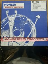 Pioneer Engine Products CA1952 Detent Cable Manufacturer's Limited Warranty