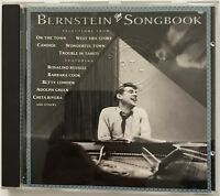 BERNSTEIN SONGBOOK : ON THE TOWN / WEST SIDE STORY - [ CD ALBUM ]