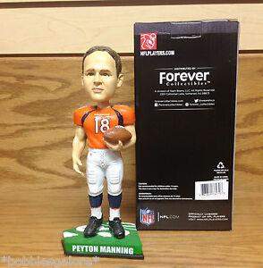 Peyton Manning FIELD GENERAL Denver Broncos Bobble Bobblehead from 2014
