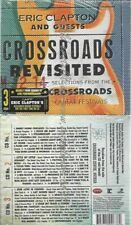 CD--ERIC CLAPTON AND GUESTS CROSSROADS REVISITED SELECTION //  3 CDs