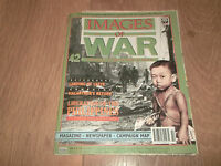 IMAGES OF WAR 1939 - 1945 ~ (42) MAGAZINE NEWSPAPER & CAMPAIGN MAP EXCELLENT