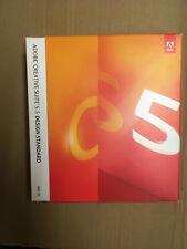 Adobe photoshop cs5 + InDesign cs5.5 + illustrator + + MAC Allemand pleinement Box TVA